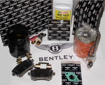 Запасти Bentley